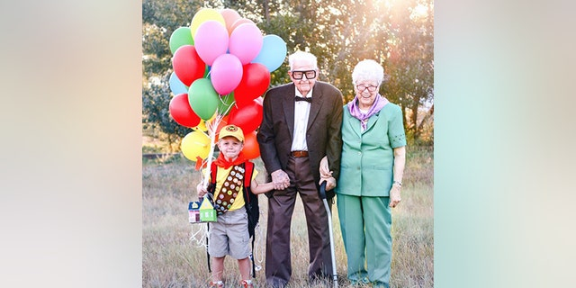 Westlake Legal Group UPphotoshootwiki Colorado boy, 5, stages 'Up'-themed birthday photoshoot with great-grandparents Frank Miles fox-news/good-news fox news fox 5 dc fnc/lifestyle fnc b0358ec6-28b1-5b24-8a30-9d71b0b40e36 article