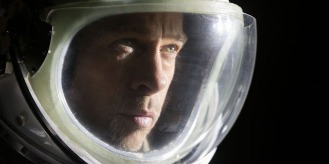 "Brad Pitt plays an astronaut grappling with a range of conflicting emotions in ""Ad Astra."""