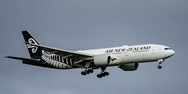 پرواز NZ31 کمتر از 10 دقیقه با فرود در فرودگاه بین المللی اوکلند فاصله داشت وقتی اطلاعیه ای در داخل کابین آمد و از وی پرسید که آیا یک پزشک روی هواپیما وجود دارد یا خیر.