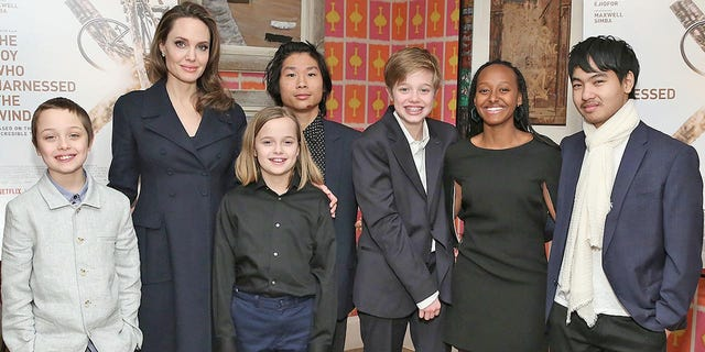 Westlake Legal Group angelina-jolie-kids Brad Pitt afraid relationship with estranged son can't be saved, considers it a 'tremendous loss': report Julius Young fox-news/entertainment/events/feud fox-news/entertainment fox news fnc/entertainment fnc article 364f2c59-16c3-5c0b-a740-a7d80b8d2fe3