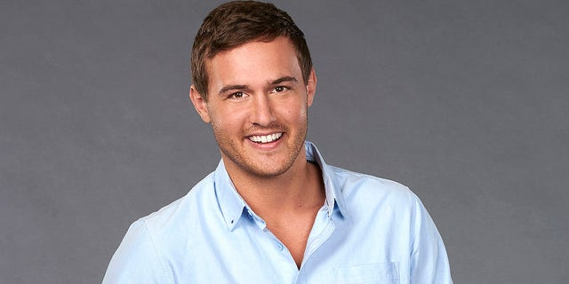 "Peter Weber was chosen as the new ""Bachelor."" He's best known for having sex four times in a windmill with ""Bachelorette"" Hannah Brown."