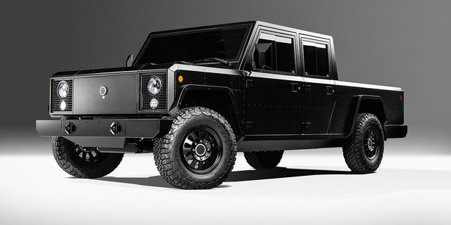 Westlake Legal Group boll1 Bollinger Motors electric SUV and pickup revealed ahead of 2020 launch Gary Gastelu fox-news/auto/style/trucks fox-news/auto/style/suv fox-news/auto/style/pickups fox-news/auto/attributes/electric fox-news/auto fox news fnc/auto fnc article 14260263-76f6-51a9-b277-2bc17bb6dec4