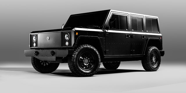 Westlake Legal Group boll6 Bollinger Motors electric SUV and pickup revealed ahead of 2020 launch Gary Gastelu fox-news/auto/style/trucks fox-news/auto/style/suv fox-news/auto/style/pickups fox-news/auto/attributes/electric fox-news/auto fox news fnc/auto fnc article 14260263-76f6-51a9-b277-2bc17bb6dec4