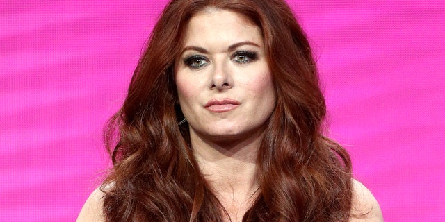 Debra Messing placed blame for the coronavirus death toll on Donald Trump after a new report indicates his administration was warned about a pandemic by the U.S. Army.