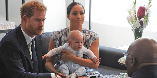 Meghan Markle and Prince Harry announced their charity name, Archewell, holds significant meaning and helped inspire the couple to name their son Archie.