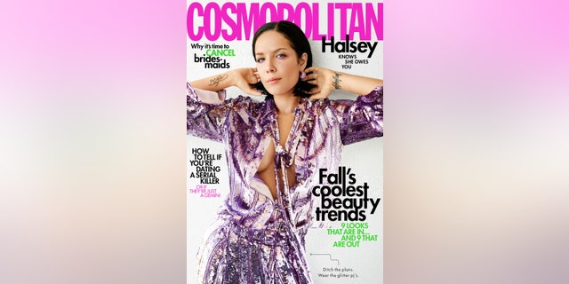 Halsey spoke with Cosmopolitan for its October 2019 issue.