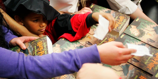 Catholic school in Nashville bans Harry Potter books over 'evil spirits'