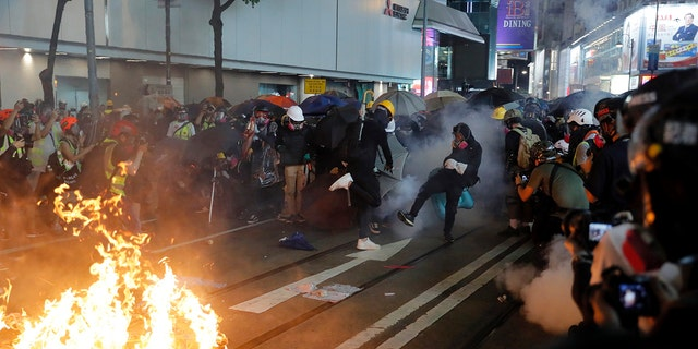 Hong Kong Leader Announces Withdrawal of Extradition Bill That Sparked Protest Movement