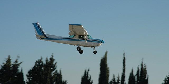 Student pilot makes emergency landing after instructor