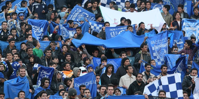 "Sahar Khodayari, an Iranian female soccer fan known as ""Blue Girl"" for the colors supporting of the Esteghlal team, died after setting herself on fire after learning she may serve a six-month prison sentence for trying to enter a soccer stadium where women are banned."