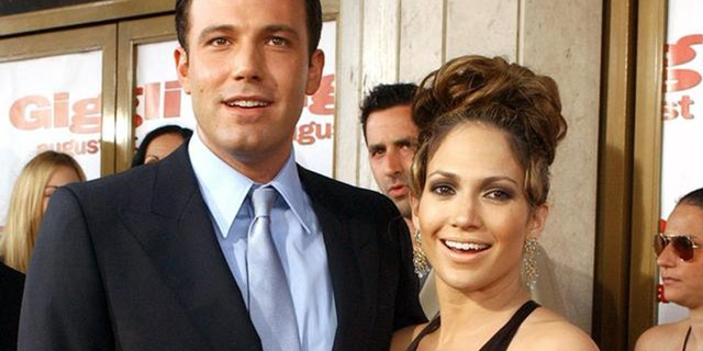 Ben Affleck and Jennifer Lopez got engaged in 2002. They postponed their wedding in 2003 just days before the pair were set to tie the knot.
