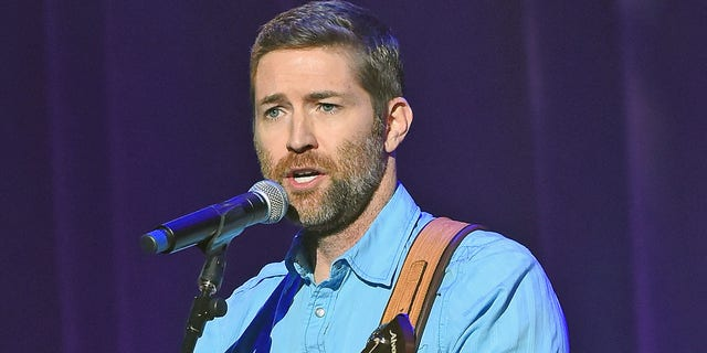 Josh Turner performs in Nashville, Tenn., in March 2018.