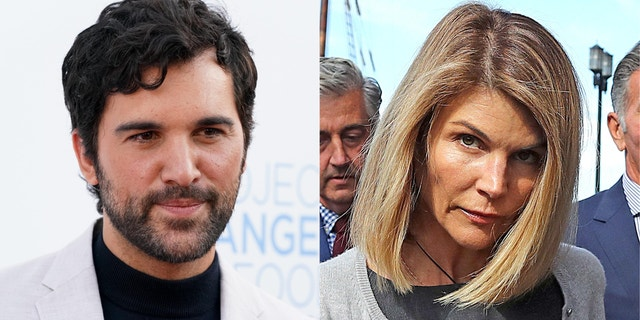 """Fuller House"" star Juan Pablo di Pace says he's not sure exactly how Lori Loughlin was written out of the show following the college admissions scandal, but that everyone was sad to see her go."