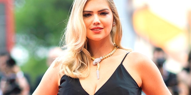 Kate Upton dished on her skincare regimen, explaining that she's a fan of face masks, serums and hydrating creams.