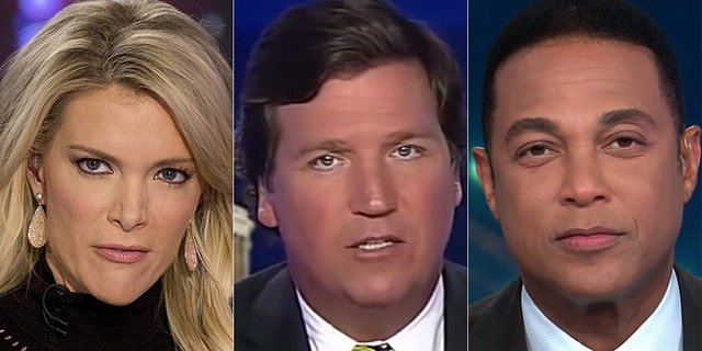 Tucker Carlson pointed out Don Lemon was outraged over Megyn Kelly, but is excited Canadian Prime Minister Justin Trudeau apologized.