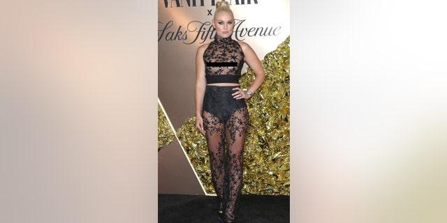 Vonn at the Vanity Fair's 2019 Best Dressed List at L'Avenue on September 05, 2019 in New York City.