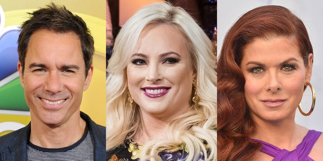 Westlake Legal Group mccormack-mccain-messing Meghan McCain sides with Trump over 'Will & Grace' stars Debra Messing, Eric McCormack fox-news/media fox news fnc/entertainment fnc Brian Flood article 9ccb6c1c-ac4a-5663-ae6e-405dc0702b28