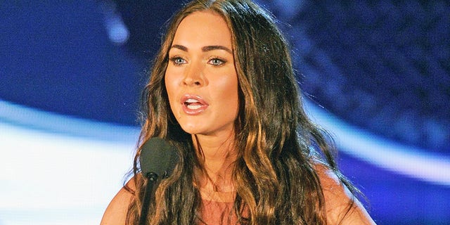 Megan Fox admitted having suffered a