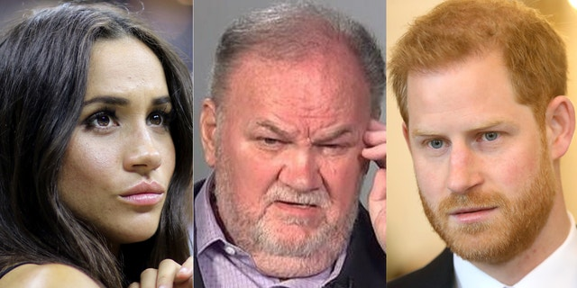 Meghan Markle, her father Thomas Markle and Prince Harry have been estranged since before the royal wedding.
