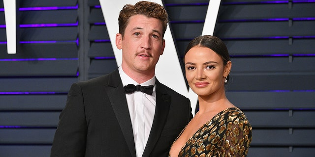 Miles Teller and Keleigh Sperry got married in early September 2019.