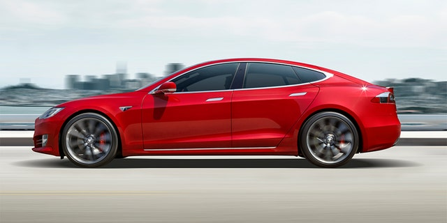 The Model S P100D is Tesla's highest performance car.
