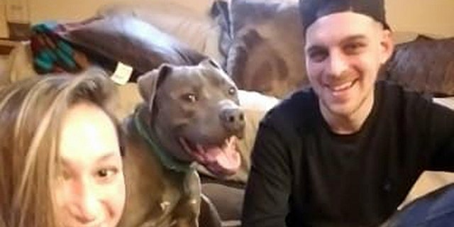 Westlake Legal Group rex-Facebook Long Island man who strangled neighbor's pit bull faces animal cruelty charge Robert Gearty fox-news/us/us-regions/northeast/new-york fox-news/us/crime fox-news/lifestyle/pets fox news fnc/us fnc article 4cf67800-0a8a-5f1e-a40f-43689cf5a999