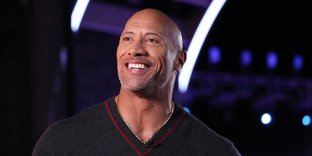 Dwayne 'The Rock' Johnson ripped the gate off his own house.
