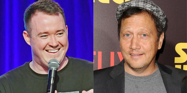 """Saturday Night Live"" alum Rob Schneider defended comedian Shane Gillis after Gillis was fired from the NBC late night staple."
