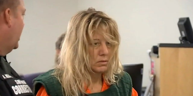 "Stephanie Westby, 47, was charged with first degree <a data-cke-saved-href=""https://www.foxnews.com/category/us/crime/homicide"" href=""https://www.foxnews.com/category/us/crime/homicide"">murder</a> in the fatal shooting of her husband Joseph Westby Sunday night."