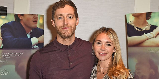 "Thomas Middleditch and wife Mollie Gates have an open marriage. The ""Silicon Valley"" star says swinging saved their relationship."