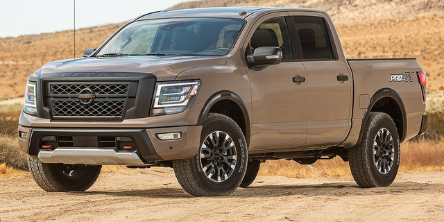 Nissan Titan redesigned and simplified for 2020 | Fox News