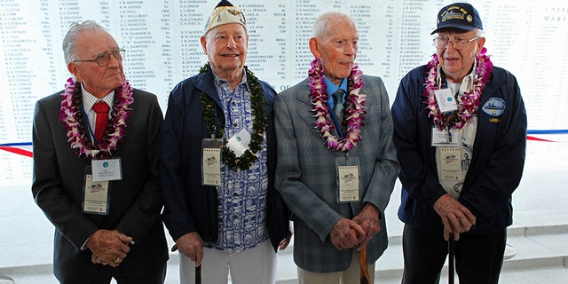 Westlake Legal Group uss-arizona-1-Reuters Lauren Brunner, one of last survivors of USS Arizona, dies at 98 Lucia Suarez Sang fox-news/us/us-regions/west/hawaii fox-news/us/personal-freedoms/proud-american fox-news/us/military/navy fox-news/us/military/honors/pearl-harbor fox-news/tech/topics/us-navy fox news fnc/us fnc c012eeea-517d-5cd9-a3b2-060e2cb955e4 article