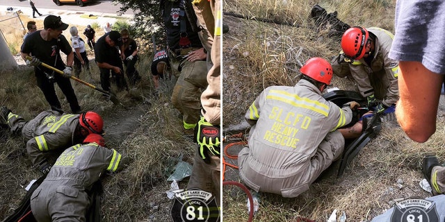 Westlake Legal Group utah-drainage-pipe-rescue-sbs Guardian angels: The most bizarre and amazing rescues of 2019 in pictures and videos Stephen Sorace fox-news/us/us-regions/west/utah fox-news/us/us-regions/west/oregon fox-news/us/us-regions/southwest/arizona fox-news/us/us-regions/northeast/pennsylvania fox-news/us/us-regions/midwest/indiana fox-news/us/crime/police-and-law-enforcement fox-news/special/2019-year-in-review fox-news/good-news fox news fnc/us fnc d692f8ea-cd30-5c8f-9f1b-3aeab343a0df article