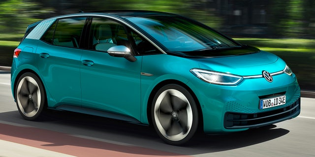 Volkswagen Kicks Off Its EV Era With The ID.3 At Frankfurt