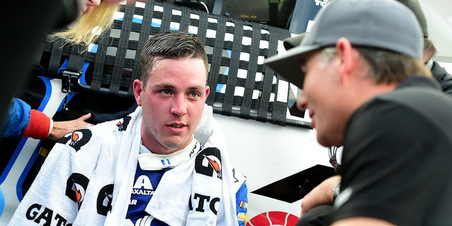 Bowman had been fighting an illness during the race weekend.