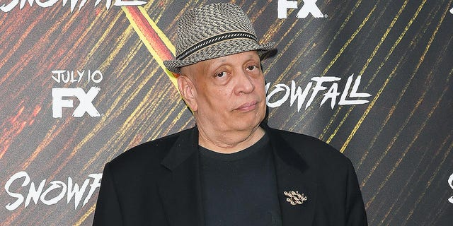 Westlake Legal Group walter-mosley Walter Mosley quit 'Star Trek: Discovery' over N-word backlash New York Post Lee Brown fox-news/entertainment/tv fox-news/entertainment/genres/political fox-news/entertainment/events/scandal fox-news/entertainment fnc/entertainment fnc dc0facef-45fc-5942-b408-20eb8d6dbd6e article