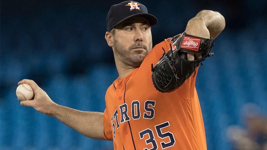 Justin Verlander donating MLB paychecks to coronavirus relief efforts during season's shutdown