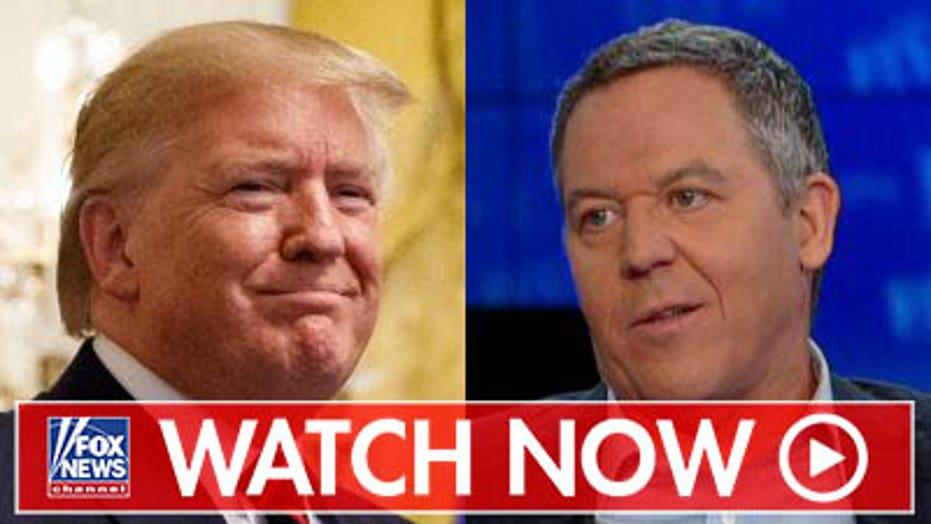 Greg Gutfeld reacts to Trump impeachment push