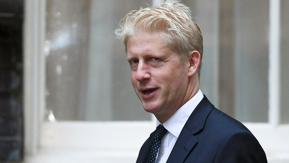 Boris Johnson's brother resigns from Parliament amid Brexit tensions
