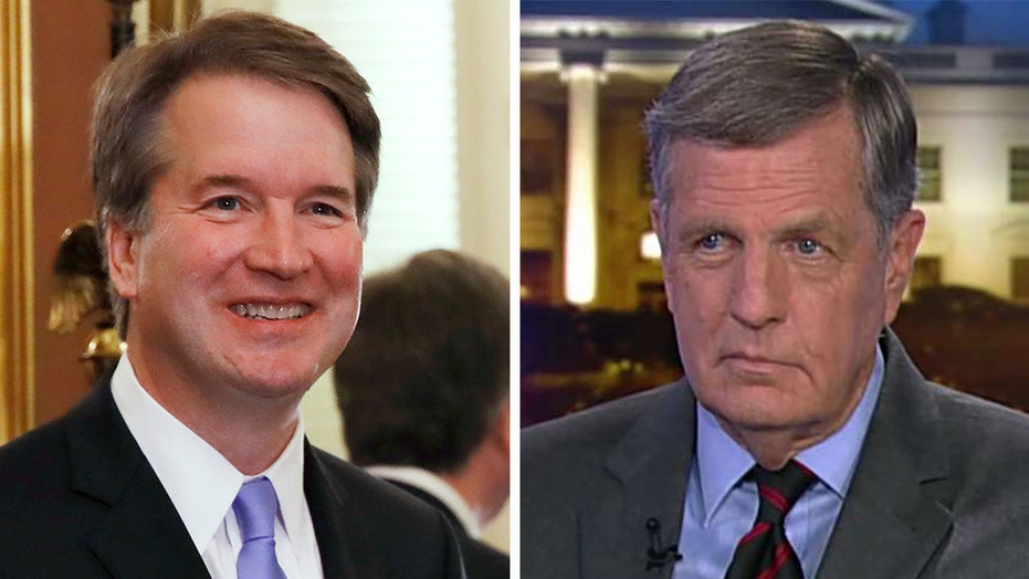 Brit Hume reacts to corrected NYT Kavanaugh 'bombshell' story