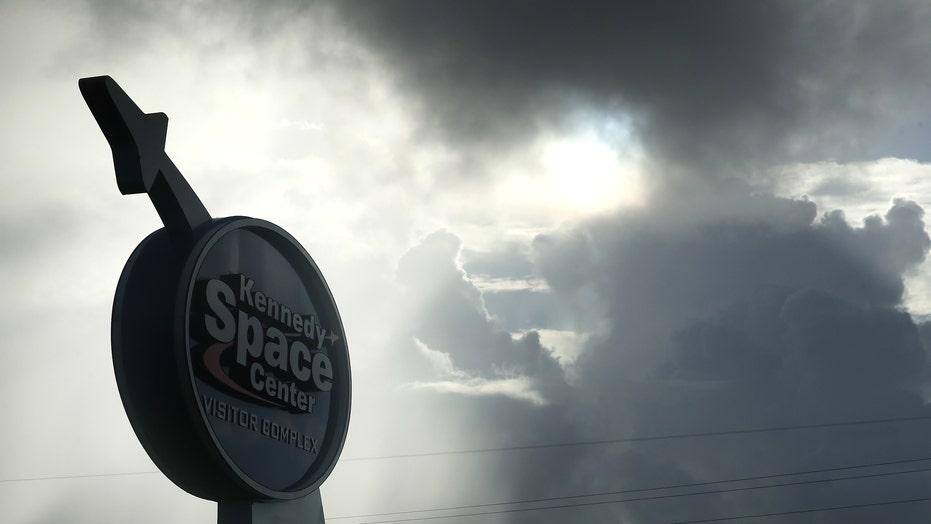 Hurricane Dorian slowly pulls away from the Bahamas, tracking north toward the Carolinas