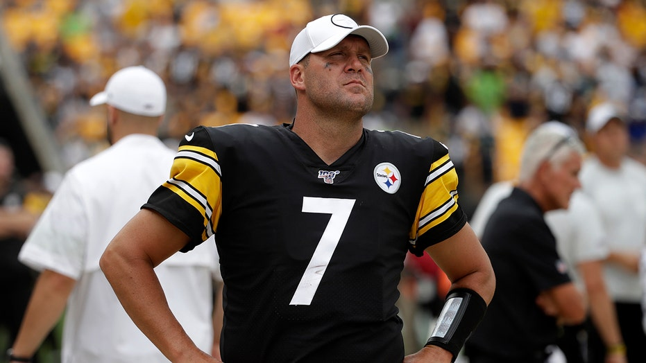 Pittsburgh Steelers quarterback Ben Roethlisberger out for the season