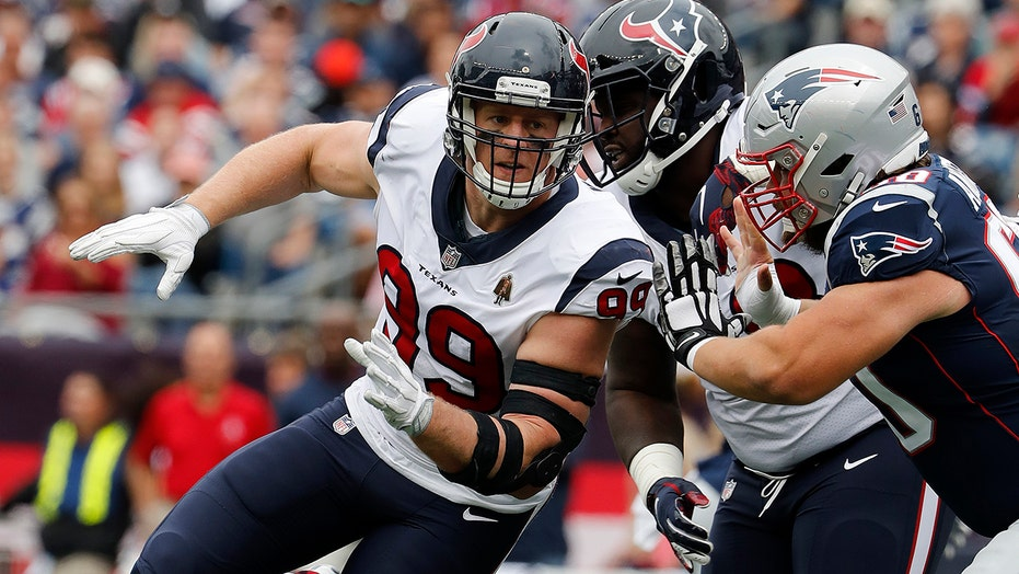 JJ Watt asking for moment to think amid upcoming NFL offseason