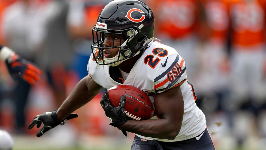Bears' Tarik Cohen on death of his brother: 'What a great man he was'