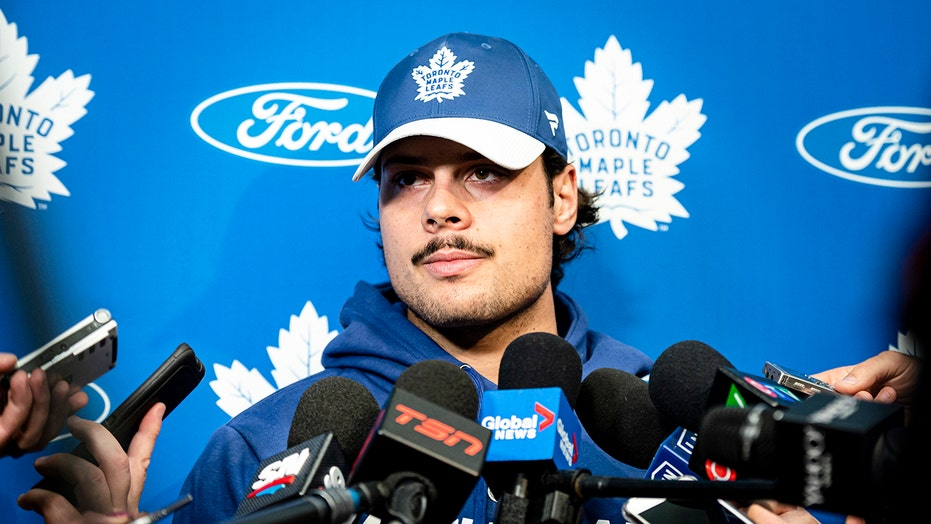 Toronto Maple Leafs Auston Matthews Faces Disorderly Conduct Charge Over Security Guard Incident Fox News