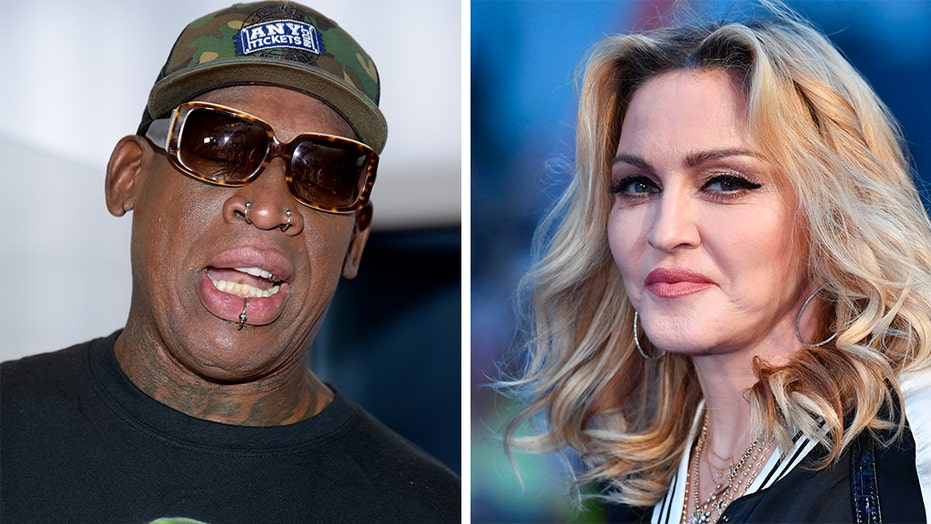 Dennis Rodman explains how he's trying to 'changing the world' on 'Fox & Friends'