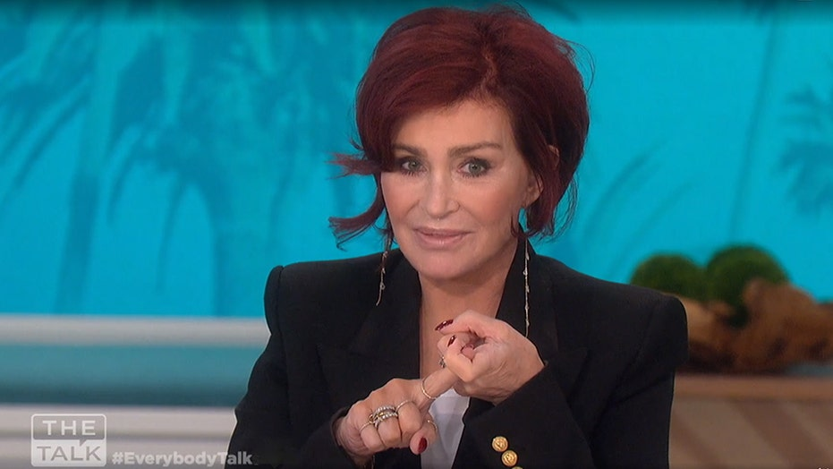 Sharon Osbourne resurfaces out to lunch with daughter Aimee after racism scandal