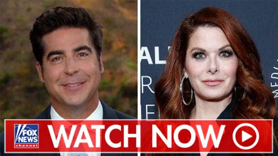 Watters calls Debra Messing's phone number after she posts it on Twitter