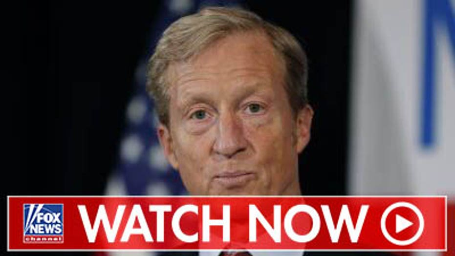 Tom Steyer talks Trump impeachment push