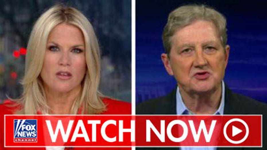 Sen. John Kennedy responds to Second Amendment critics